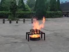 Aeresol Gazlı Taşınabilir yangın söndürücü (TYS)