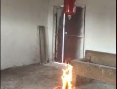 6 kg ABC Kuru Kimyevi Tozlu Otomatik Yangın Söndürme Sprinker Sistemi