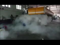 Karbondioksit Söndürme Sistemi Demosu