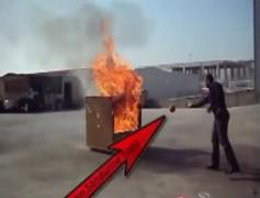 Yangın Topu Demosu